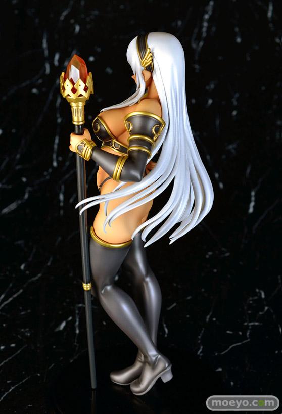 Q-sixのドラゴンズクラウン 黒エルフの魔獣使いの新作フィギュア彩色サンプル画像05