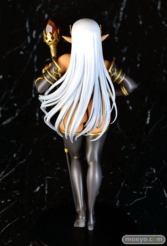 Q-sixのドラゴンズクラウン 黒エルフの魔獣使いの新作フィギュア彩色サンプル画像07