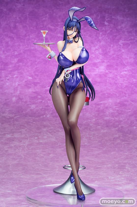 キューズQの魔法少女 ミサ姉 バニーガールStyleの新作フィギュア彩色サンプル画像01