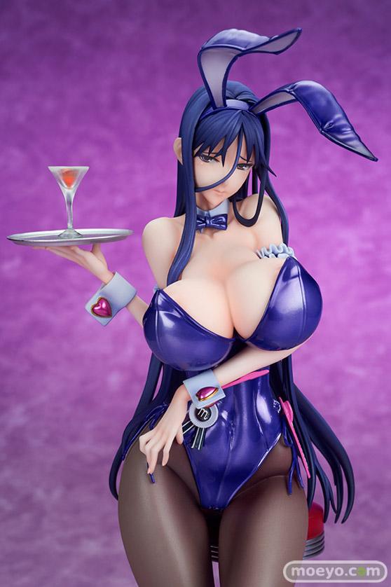 キューズQの魔法少女 ミサ姉 バニーガールStyleの新作フィギュア彩色サンプル画像06