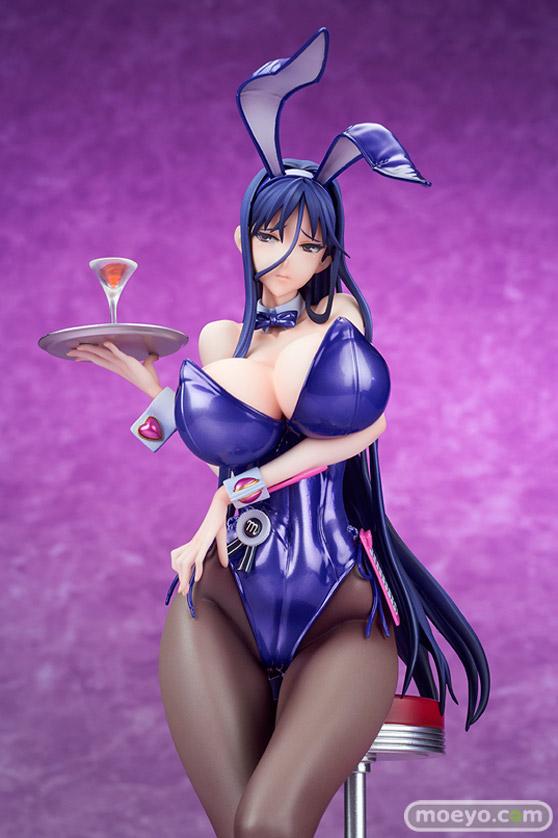 キューズQの魔法少女 ミサ姉 バニーガールStyleの新作フィギュア彩色サンプル画像07