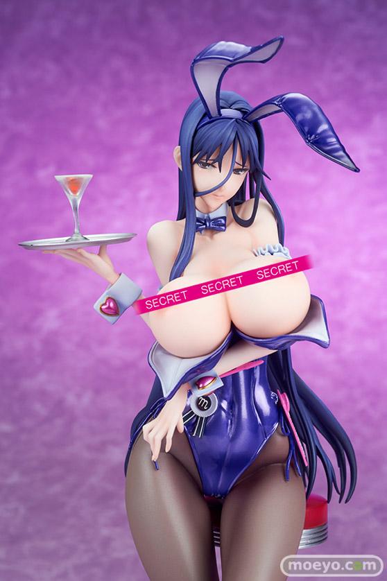 キューズQの魔法少女 ミサ姉 バニーガールStyleの新作フィギュア彩色サンプル画像09