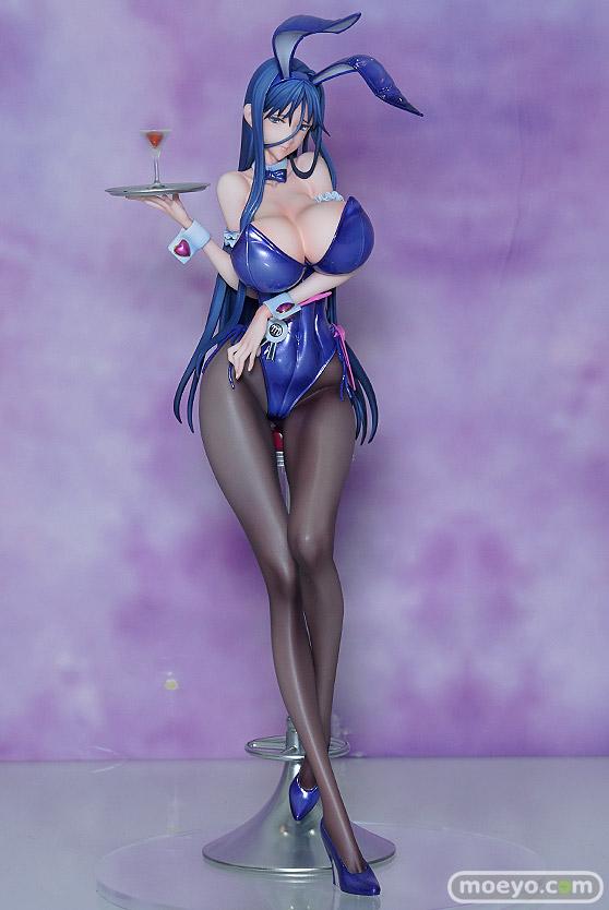 キューズQの魔法少女 ミサ姉 バニーガールStyleの新作フィギュア彩色サンプル画像19