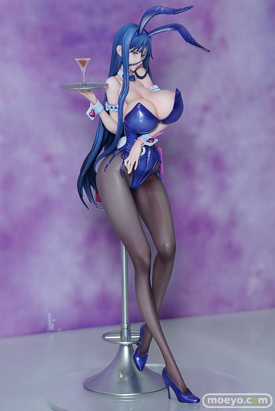 キューズQの魔法少女 ミサ姉 バニーガールStyleの新作フィギュア彩色サンプル画像20