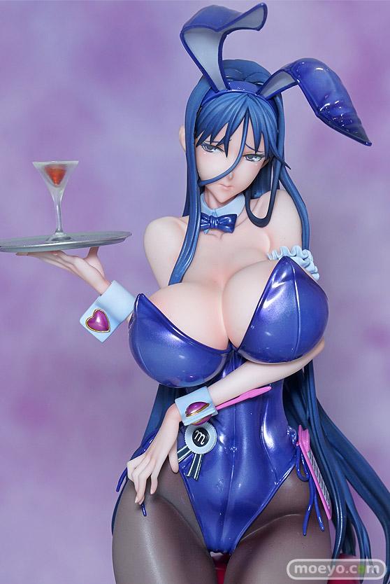 キューズQの魔法少女 ミサ姉 バニーガールStyleの新作フィギュア彩色サンプル画像22