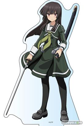 ホビージャパンの刀使ノ巫女 アクリルスタンドのサンプル画像02