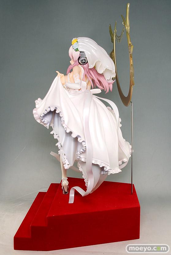 グッドスマイルカンパニーのすーぱーそに子 10th Anniversary Figure Wedding Ver.お新作フィギュア製品版画像08