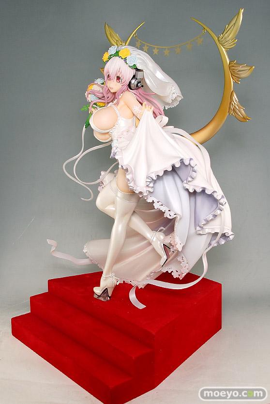 グッドスマイルカンパニーのすーぱーそに子 10th Anniversary Figure Wedding Ver.お新作フィギュア製品版画像09