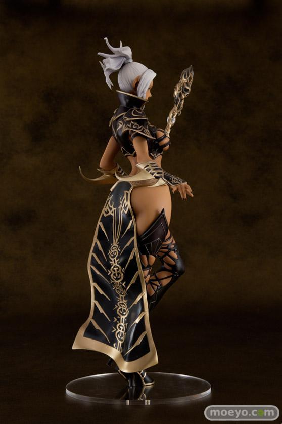 オーキッドシードのリネージュ2 ダークエルフ 褐色肌 限定版の新作フィギュア彩色サンプル画像07