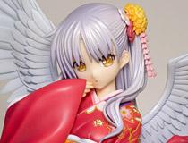 グッドスマイルカンパニー「Angel Beats! 立華かなで 晴れ着Ver.」新作フィギュア彩色サンプル画像レビュー