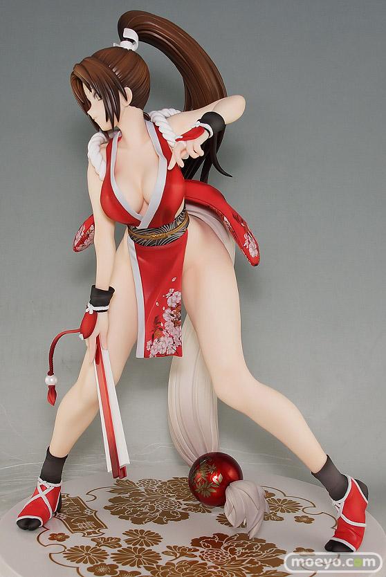 ホビージャパンのTHE KING OF FIGHTERS XIV 不知火舞の新作フィギュア製品版画像08