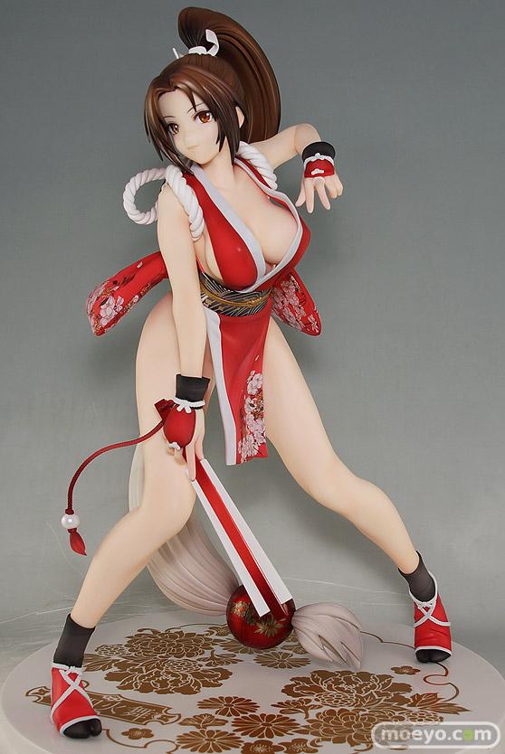 ホビージャパンのTHE KING OF FIGHTERS XIV 不知火舞の新作フィギュア製品版画像09