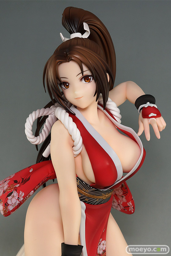 ホビージャパンのTHE KING OF FIGHTERS XIV 不知火舞の新作フィギュア製品版画像10