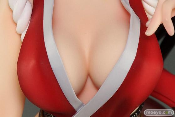 ホビージャパンのTHE KING OF FIGHTERS XIV 不知火舞の新作フィギュア製品版画像14