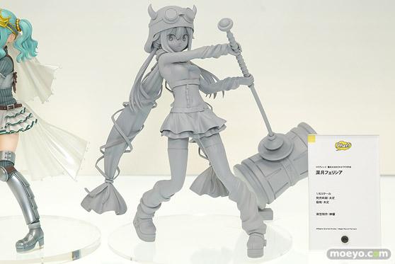 ファット・カンパニーのマギアレコード 魔法少女まどか☆マギカ外伝 深月フェリシアの新作フィギュア原型画像01