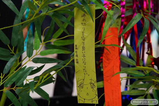 JR秋葉原駅にて〈物語〉シリーズ「七夕展示」の開催10