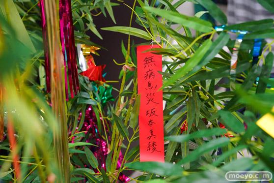 JR秋葉原駅にて〈物語〉シリーズ「七夕展示」の開催14