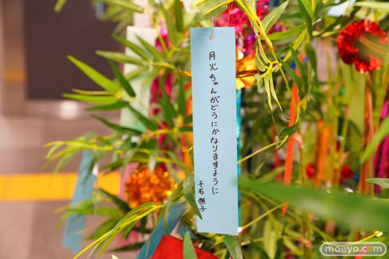 JR秋葉原駅にて〈物語〉シリーズ「七夕展示」の開催16