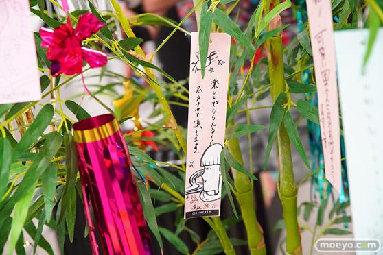 JR秋葉原駅にて〈物語〉シリーズ「七夕展示」の開催30