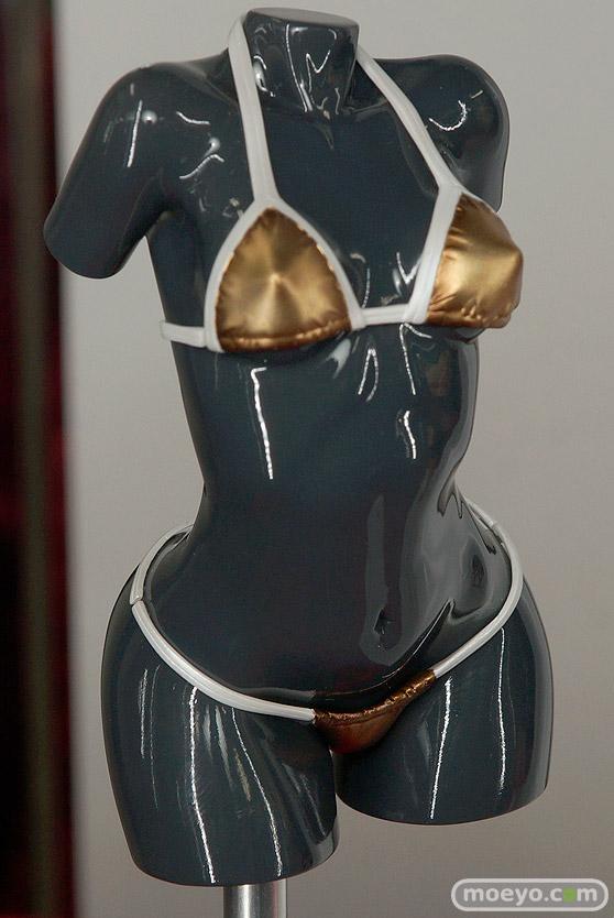 ネイティブのsaitomオリジナルキャラクター 夏海の新作アダルトフィギュア彩色サンプル画像12