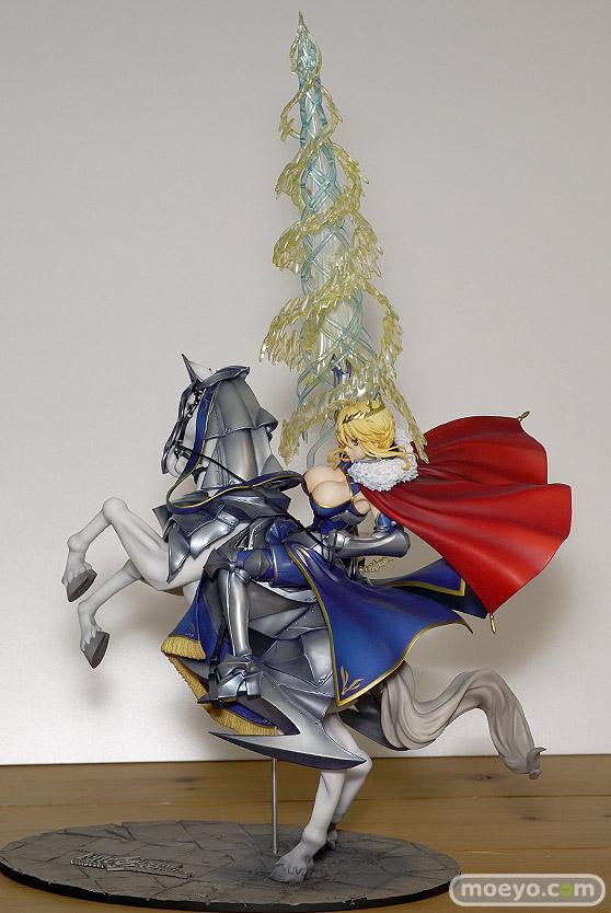 グッドスマイルカンパニーのFate/Grand Order ランサー/アルトリア・ペンドラゴンの新作フィギュア彩色サンプル画像02