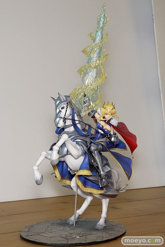 グッドスマイルカンパニーのFate/Grand Order ランサー/アルトリア・ペンドラゴンの新作フィギュア彩色サンプル画像10