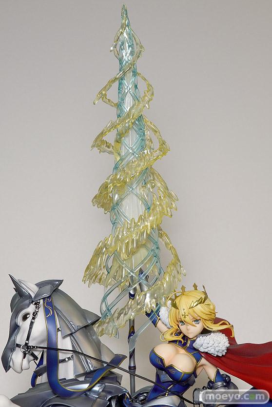 グッドスマイルカンパニーのFate/Grand Order ランサー/アルトリア・ペンドラゴンの新作フィギュア彩色サンプル画像19