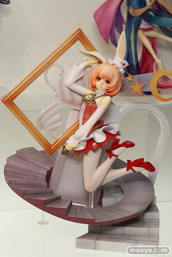 MyethosのFairyTale-Another 不思議の国のアリス-Another 白ウサギの新作フィギュア彩色サンプル画像01