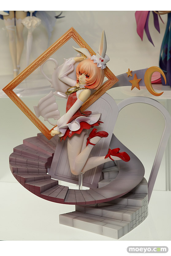 MyethosのFairyTale-Another 不思議の国のアリス-Another 白ウサギの新作フィギュア彩色サンプル画像02