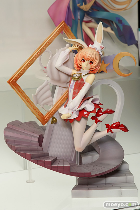 MyethosのFairyTale-Another 不思議の国のアリス-Another 白ウサギの新作フィギュア彩色サンプル画像04