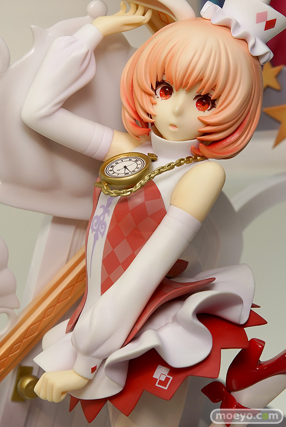 MyethosのFairyTale-Another 不思議の国のアリス-Another 白ウサギの新作フィギュア彩色サンプル画像07