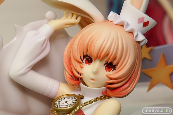 MyethosのFairyTale-Another 不思議の国のアリス-Another 白ウサギの新作フィギュア彩色サンプル画像08
