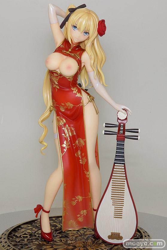 スカイチューブの金蓮 Jin-Lian 紅玉Ver.の新作アダルトフィギュア彩色サンプル画像14