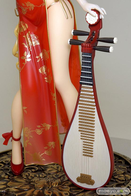 スカイチューブの金蓮 Jin-Lian 紅玉Ver.の新作アダルトフィギュア彩色サンプル画像16