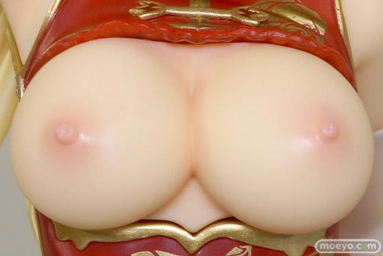 スカイチューブの金蓮 Jin-Lian 紅玉Ver.の新作アダルトフィギュア彩色サンプル画像30