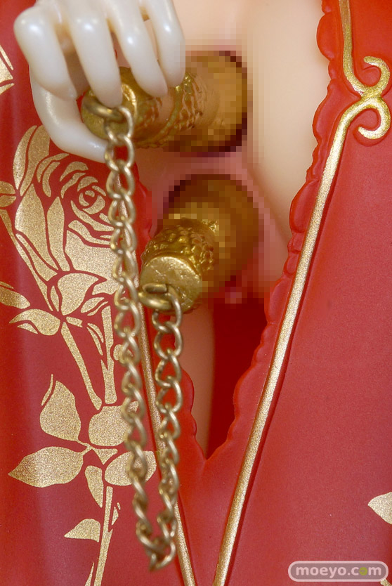 スカイチューブの金蓮 Jin-Lian 紅玉Ver.の新作アダルトフィギュア彩色サンプル画像34