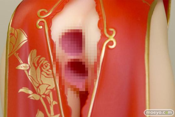 スカイチューブの金蓮 Jin-Lian 紅玉Ver.の新作アダルトフィギュア彩色サンプル画像35