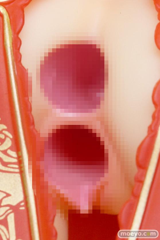 スカイチューブの金蓮 Jin-Lian 紅玉Ver.の新作アダルトフィギュア彩色サンプル画像36
