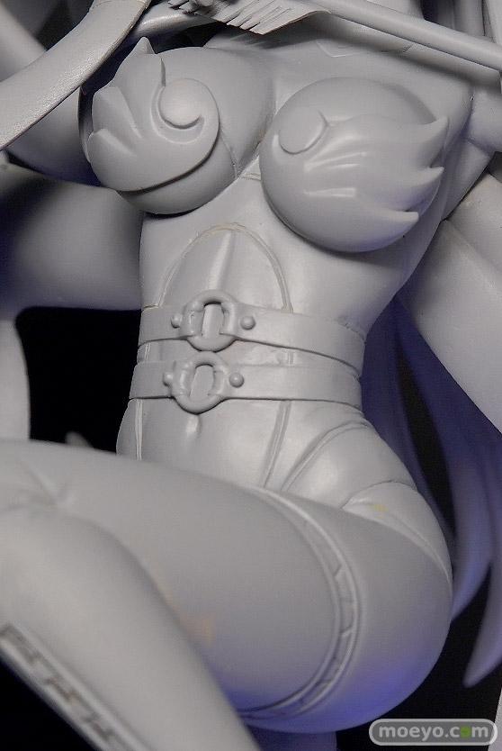メガハウスのG.E.M.シリーズ デジモンアドベンチャー エンジェウーモン ホーリーアローver.の新作フィギュア原型画像07