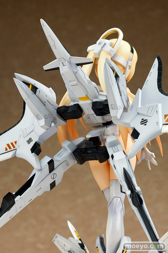 キューズQの武装神姫 アン -ImageModel-の新作フィギュア彩色サンプル画像09