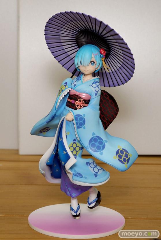 KADOKAWAのRe:ゼロから始める異世界生活 レム 浮世絵Ver.の新作フィギュア彩色サンプル画像03