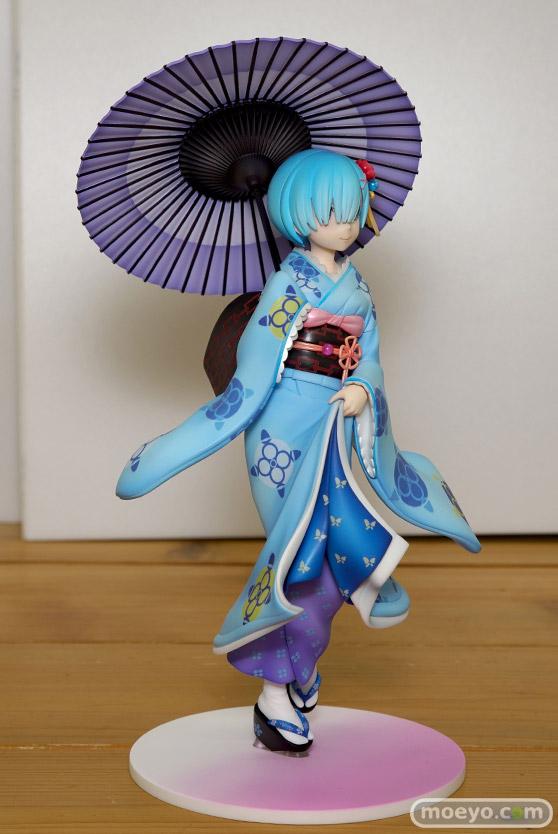 KADOKAWAのRe:ゼロから始める異世界生活 レム 浮世絵Ver.の新作フィギュア彩色サンプル画像06