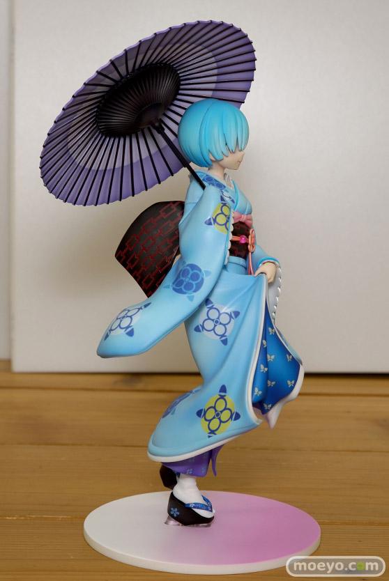 KADOKAWAのRe:ゼロから始める異世界生活 レム 浮世絵Ver.の新作フィギュア彩色サンプル画像07