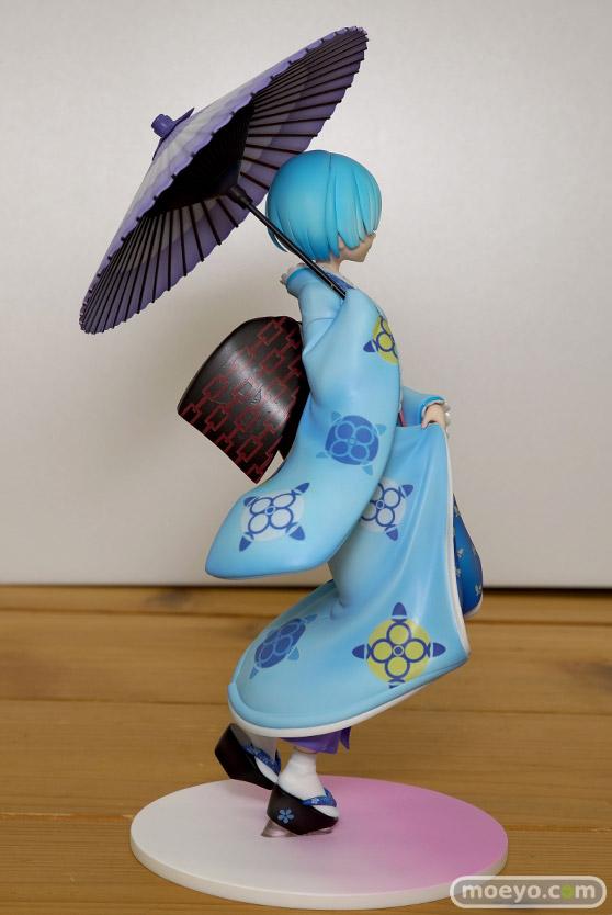 KADOKAWAのRe:ゼロから始める異世界生活 レム 浮世絵Ver.の新作フィギュア彩色サンプル画像08