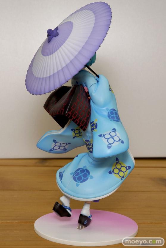 KADOKAWAのRe:ゼロから始める異世界生活 レム 浮世絵Ver.の新作フィギュア彩色サンプル画像09