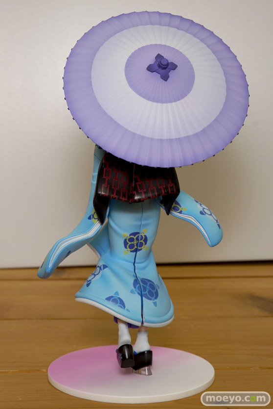 KADOKAWAのRe:ゼロから始める異世界生活 レム 浮世絵Ver.の新作フィギュア彩色サンプル画像11