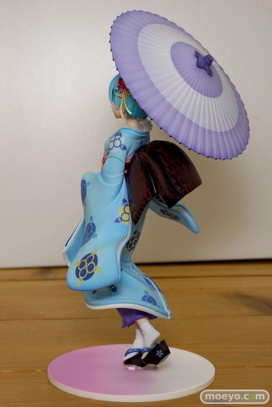 KADOKAWAのRe:ゼロから始める異世界生活 レム 浮世絵Ver.の新作フィギュア彩色サンプル画像12