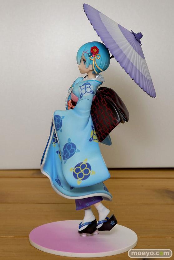 KADOKAWAのRe:ゼロから始める異世界生活 レム 浮世絵Ver.の新作フィギュア彩色サンプル画像13