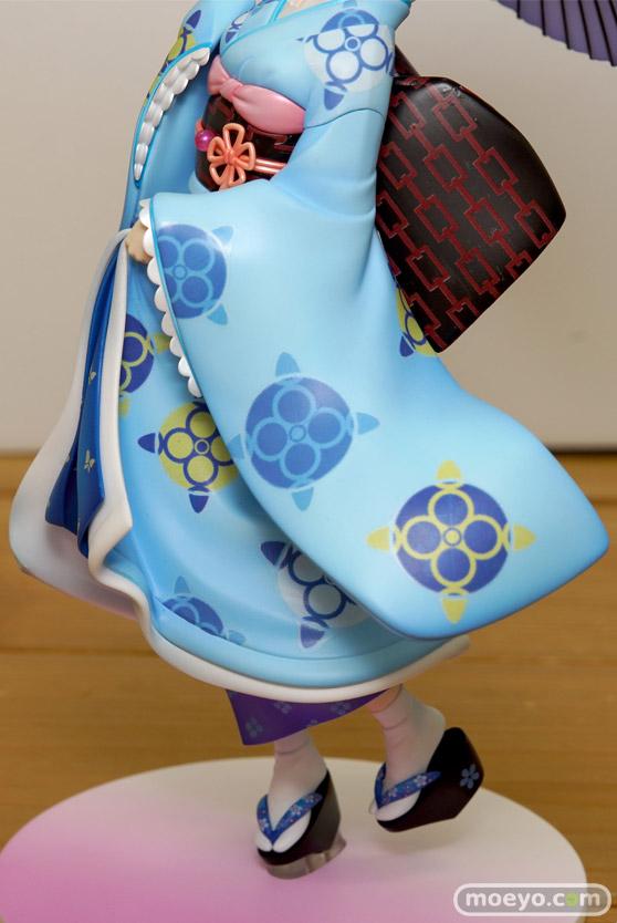 KADOKAWAのRe:ゼロから始める異世界生活 レム 浮世絵Ver.の新作フィギュア彩色サンプル画像17