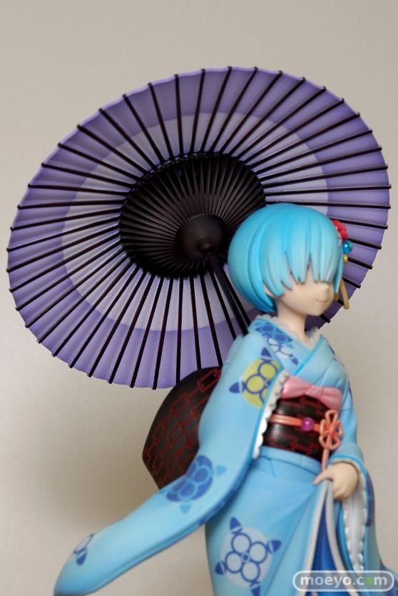 KADOKAWAのRe:ゼロから始める異世界生活 レム 浮世絵Ver.の新作フィギュア彩色サンプル画像18